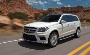 Armored Mercedes Benz GL-Class