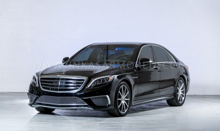 Armored mercedes benz s550 for sale inkas armored for Mercedes benz guard for sale