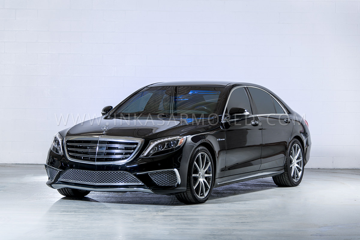Armored mercedes benz s550 for sale inkas armored for Mercedes benz s550 for sale