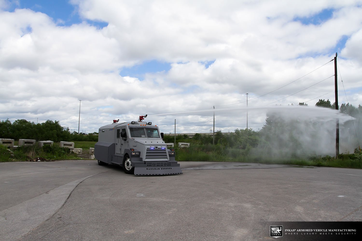 Inkas Riot Control Vehicle For Sale Inkas Armored Vehicles
