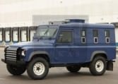Armored Special Purpose Land Rover Defender