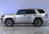 Armored Toyota 4Runner Side