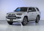 Armored Toyota 4Runner SUV
