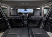 Armored Toyota 4Runner SUV Interior