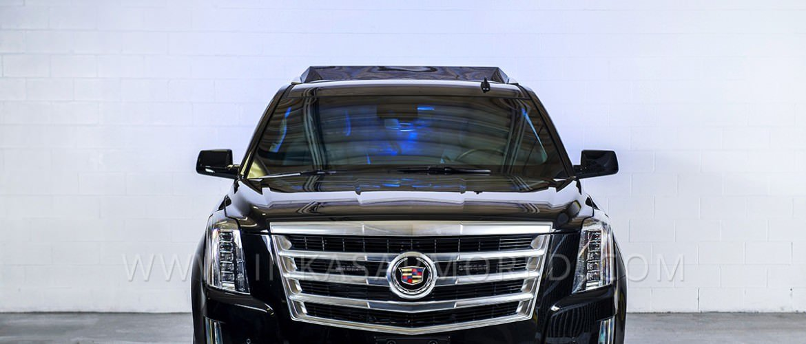 The Inkas 2016 Armored Cadillac Escalade Inkas Armored Vehicles Bulletproof Cars Special