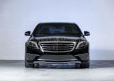 Armoured Mercedes-Benz S-Class