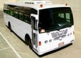 Ashock Leyland Custom Armored Bus Transport