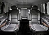 Chevrolet Suburban Front Seats