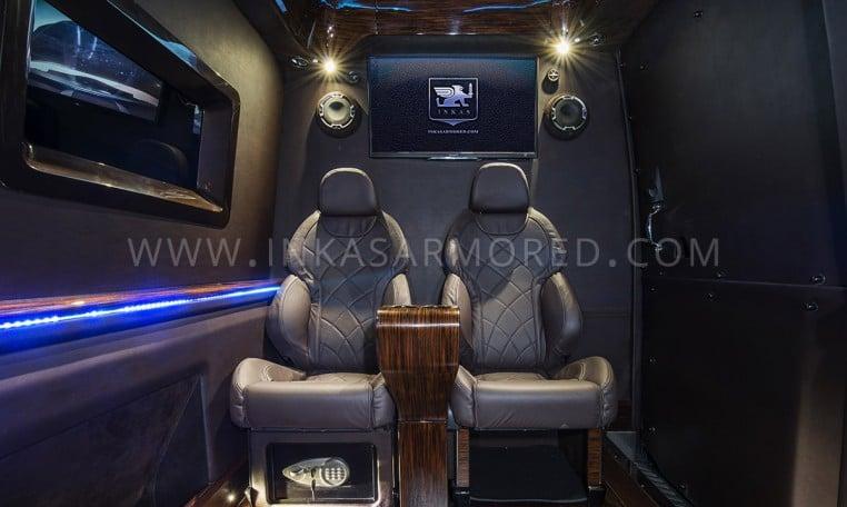 Custom Armored Limousine Fabrication