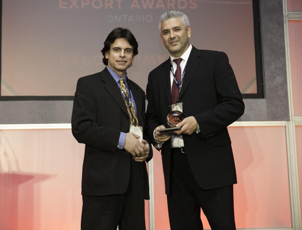 david award presentation