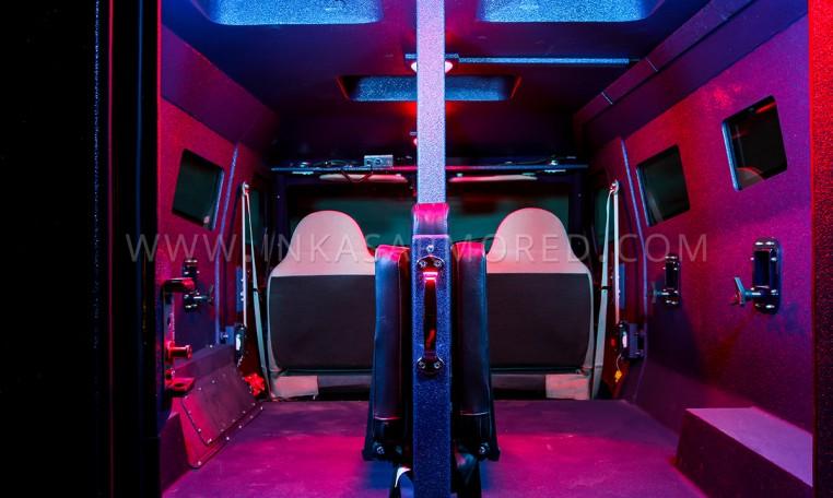 INKAS APC Interior Cabin