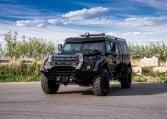 INKAS Armored Sentry APC Special Purpose Vehicle