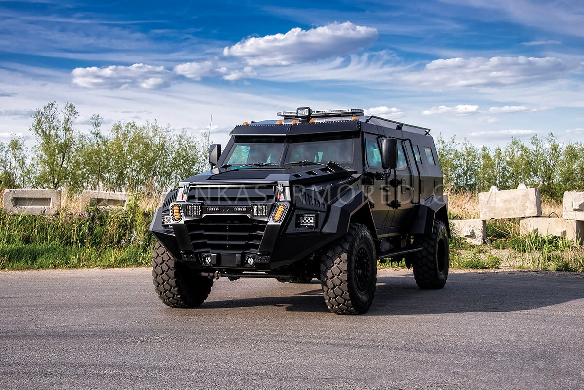 INKAS® Sentry APC For Sale - INKAS Armored Vehicles, Bulletproof ...