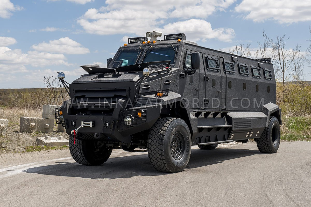 Inkas 174 Huron Apc For Sale Inkas Armored Vehicles