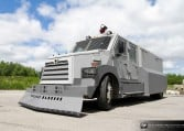 INKAS Riot Control Vehicle