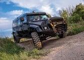 INKAS Sentry APC Tactical Vehicle
