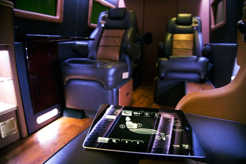limo control
