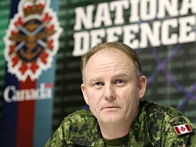 Major General David Fraser
