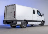 Mercedes-Benz Sprinter CIT Truck Rear