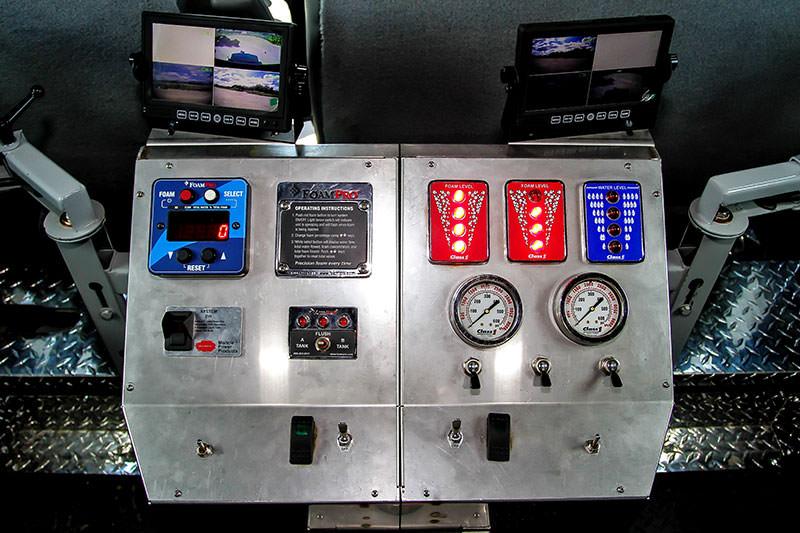 Right Control Vehicle Interior