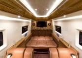 Sprinter Armored Limousine Interior