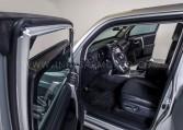 Toyota 4Runner Ballistic Bulletproof Glass