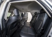 Toyota 4Runner Rear Seats Armored