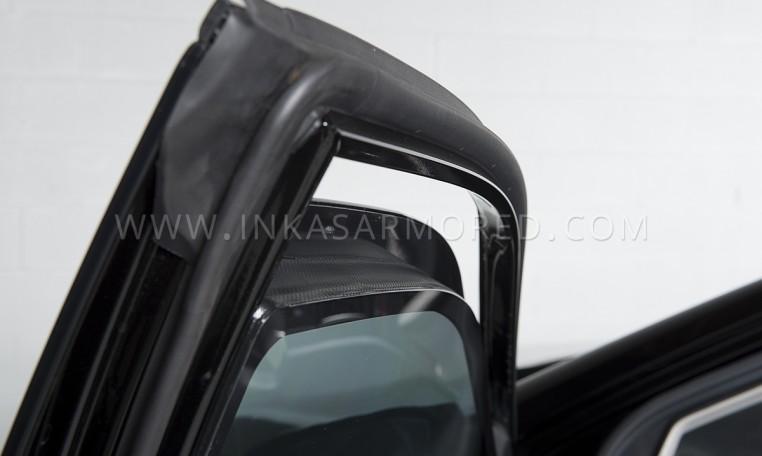Toyota Camry Ballistic Glass