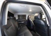 Toyota Hilux CIT Rear Seating