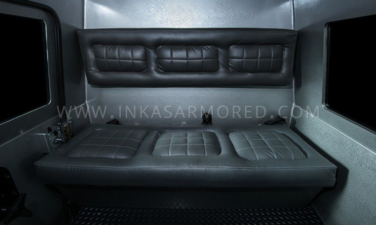 Toyota Land Cruiser 79 CIT Rear Cabin