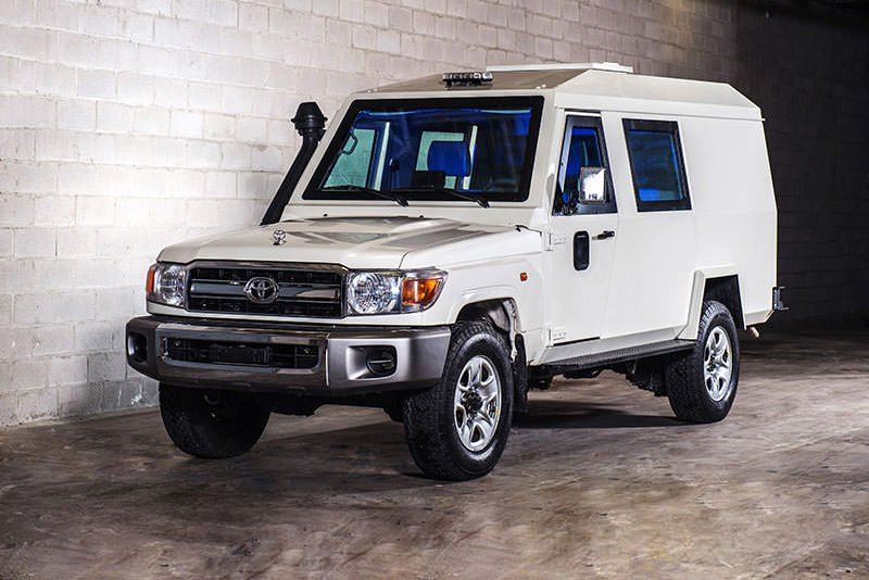 toyota land cruiser  cit